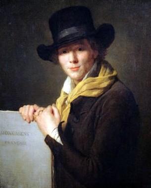 Alexandre Lenoir par Marie Bouliard. (Source : téléversé par Mu, Wikipedia)