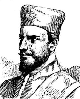 F Cavalli.Source Enciclopedia italiana di scienze, lettere ed arti, éd. Istituto Giovanni Trecani (1931).