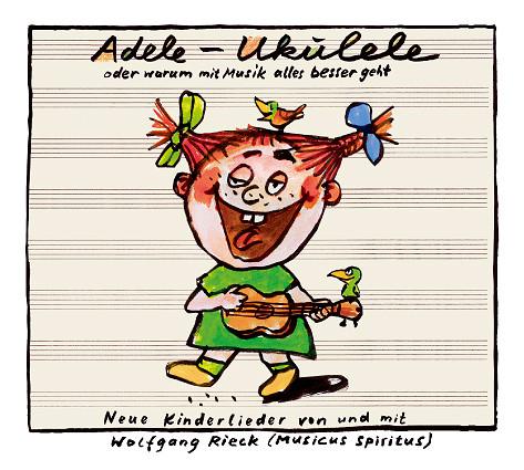 Booklet und Gesamtgestaltung einer CD Verpackung von Peter Bauer