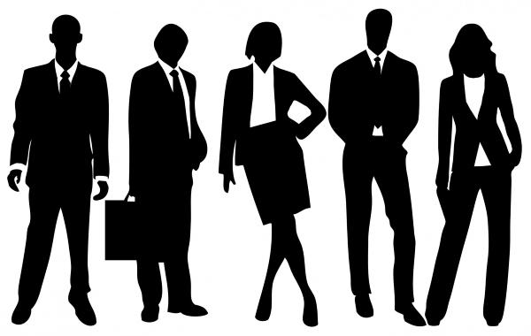 Bild Geschäftspersonen