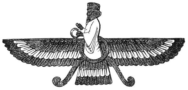 Фраваши — представляет собой самое тонкое из девяти упоминаемых в Авесте тел. В то же время Фраваши является связующим информационным полем народа, страны, человечества и мироздания в целом.
