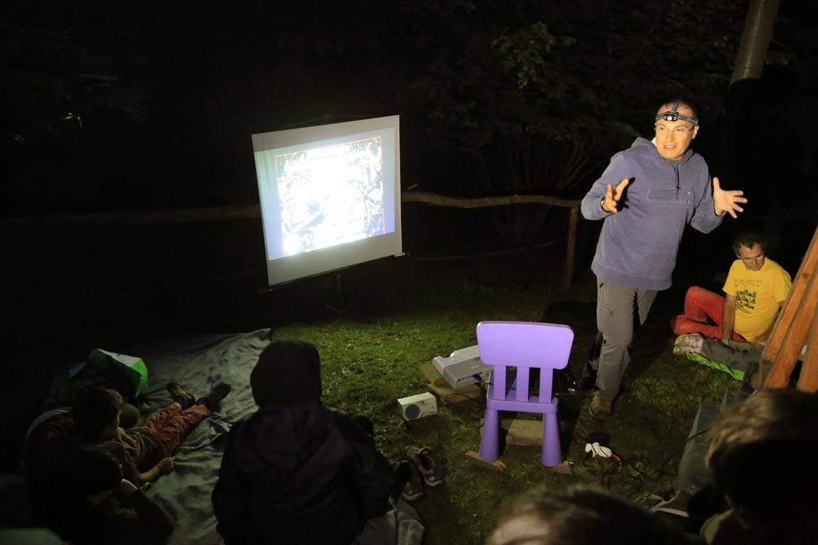 26 luglio 2014 Bat Night in collaborazione con Agevolmente - Mezzenile (TO) www.albertosacherofotografo.com