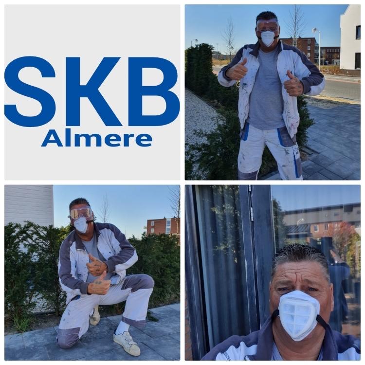 Ook tijdens het Caronavirus werkt SBK Almere veilig