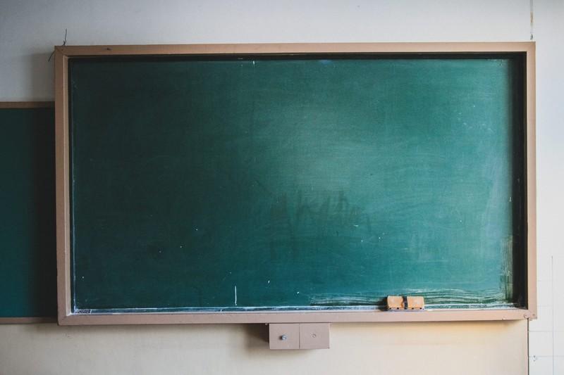 手書きの力|黒板アート看板