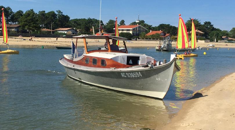gagnez une balade en bateau pour 10 personnes avec l'Entre Deux !