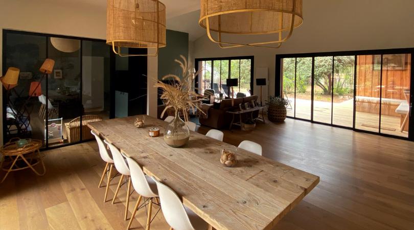 La Villa du Ferret : salle de réunion et de séminaire pour entreprise au Cap Ferret