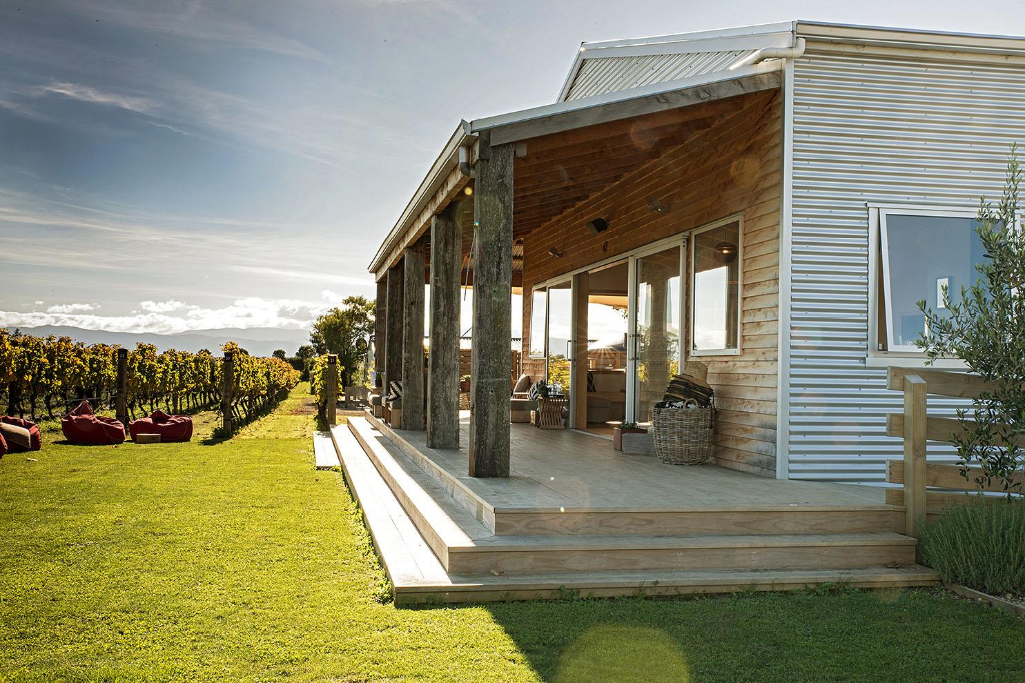 COLOMBO Winegrowers ist ein kleines, unabhängiges Weingut in Neuseeland