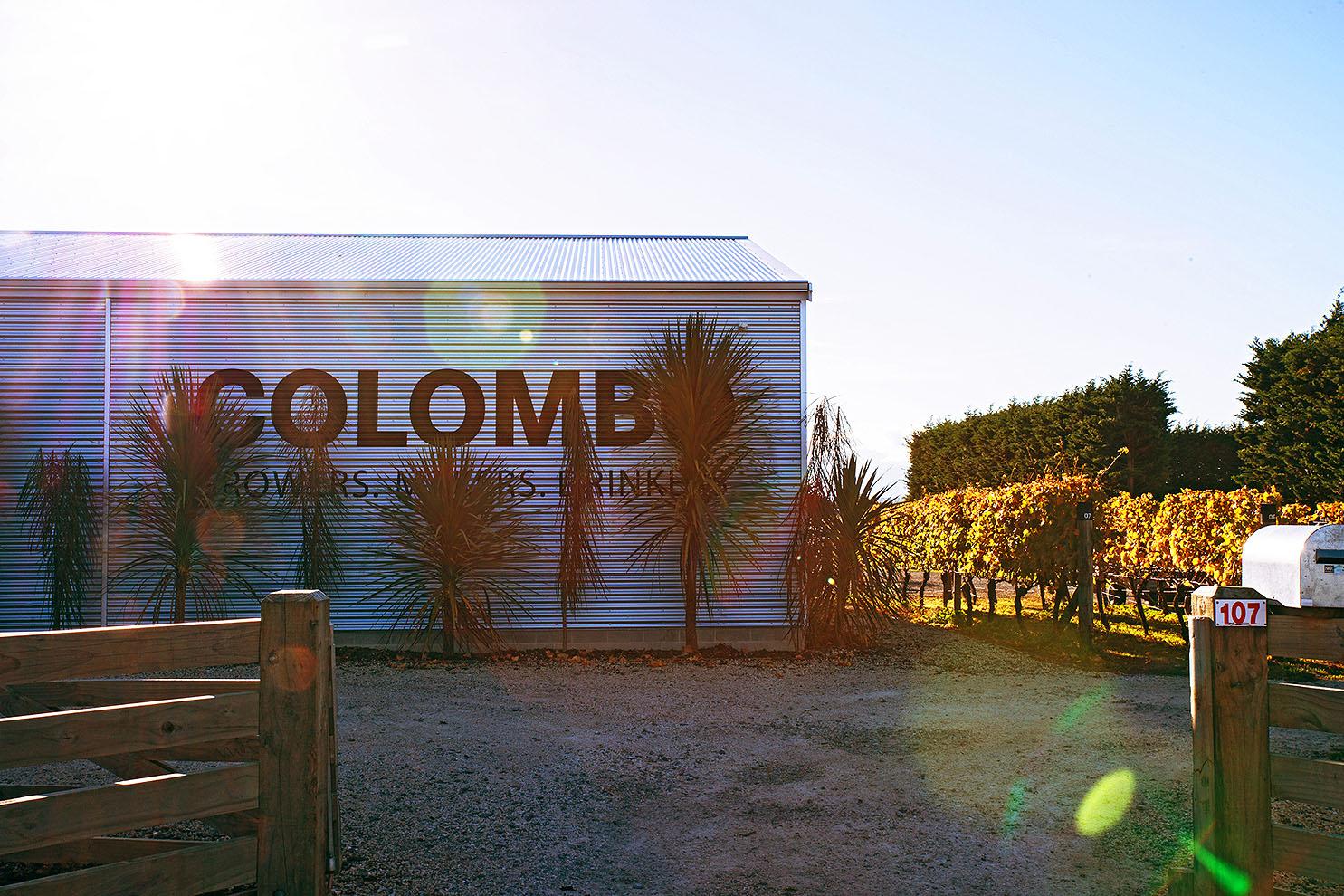 Das Weingut besitzt 2 Hektaren Rebfläche und eine neue, moderne Kellerei