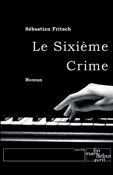 Le Sixième Crime - Première de couverture