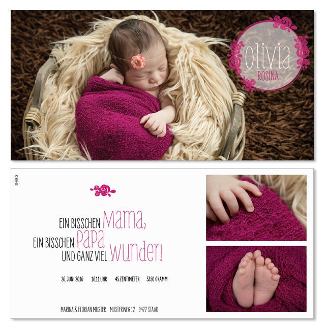 Olivia Romina: 2-seitig, 210×105 mm   Foto: © Michaela Bohnenblust, www.mia-pictures.ch