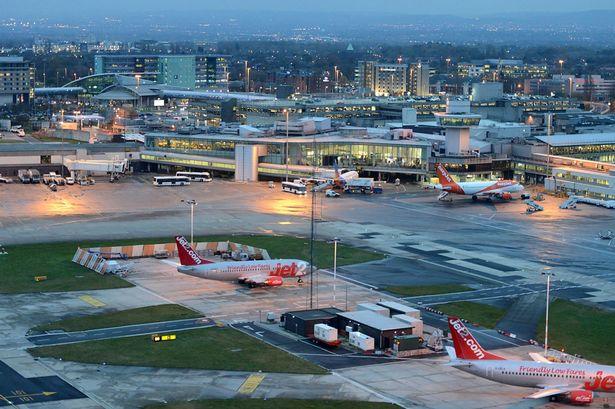 マンチェスター国際空港