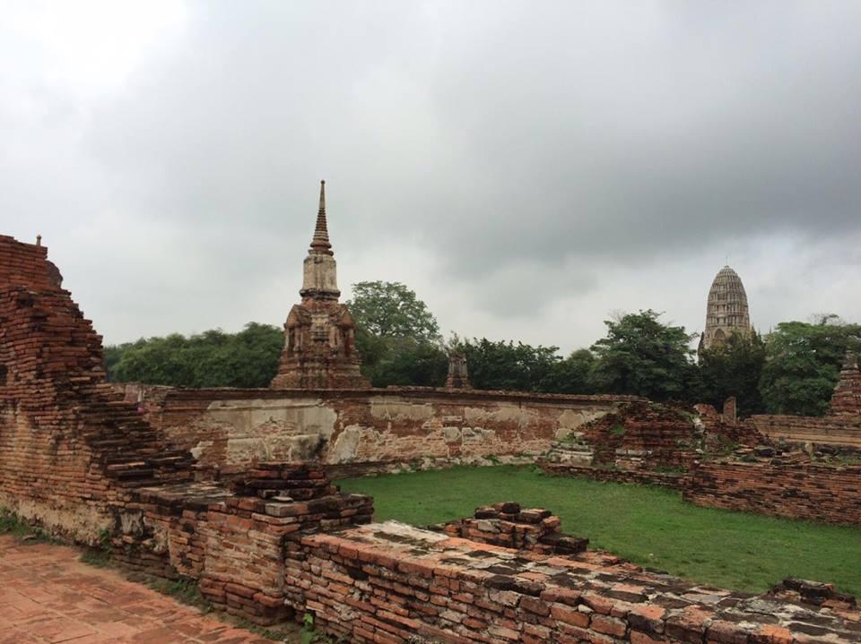 Ayutthaya:3ヶ月滞在しても周りきれない程、タイ国内には魅力的的な場所が沢山あります