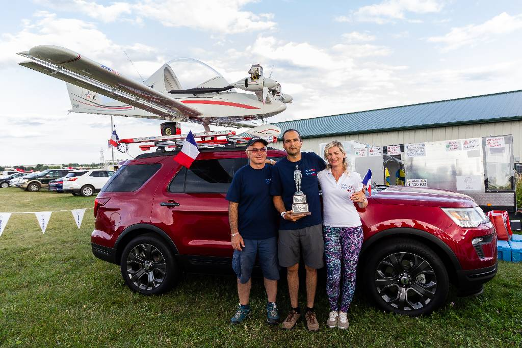 FRENCH TEAM OSHKOSH 2018