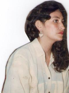 Mi Esposa Violeta Guzman De cano