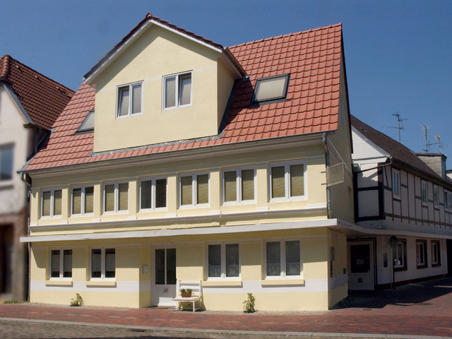 Pension - Große Deichstraße 28