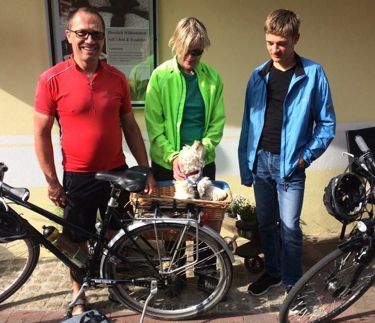 Fahrrad-Tour