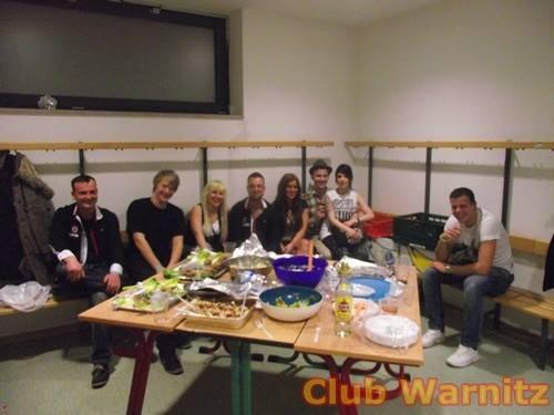 Gemeinsam Feiern mit tausenden Prenzlauern mit dem Club Warnitz /// Foto: Passantin