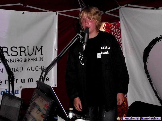 Die Hörfunk-Arbeit eines meiner vertrauten Fächer in Brandenburg. /// Foto: Rundschau