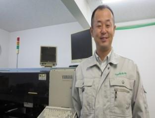 伊藤電機株式会社 代表取締役 伊藤剛明様のお写真