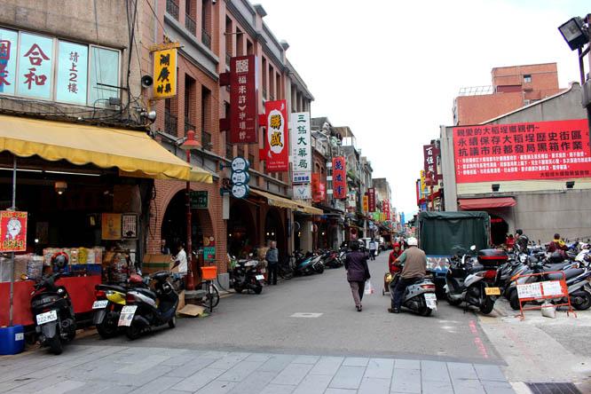 Dalong Street Taipei