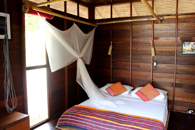 Bedroom at Castaway