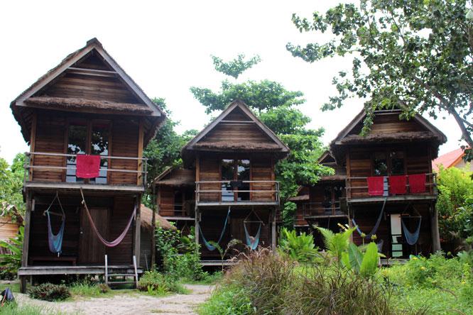 Thailand Koh Lipe Huts