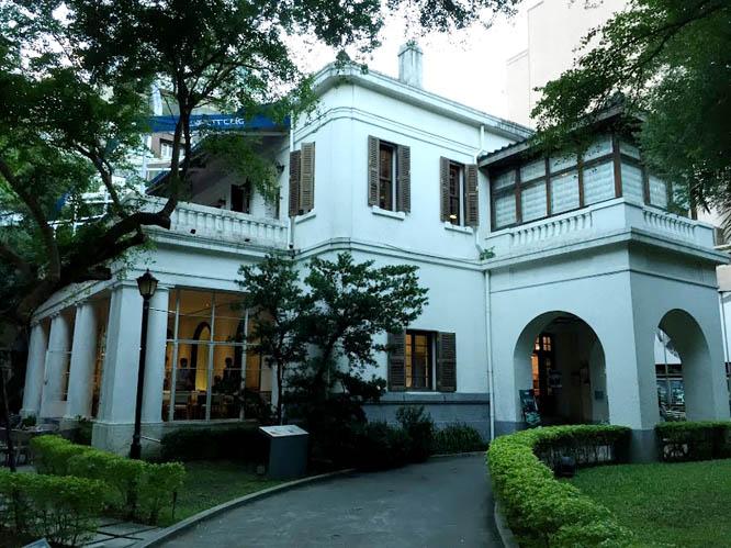 Taipei SPOT house fassade