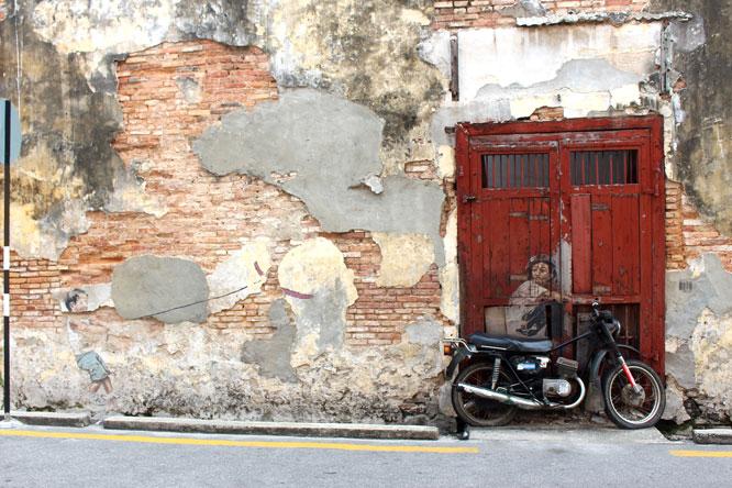 Streetart Malaysia Penang