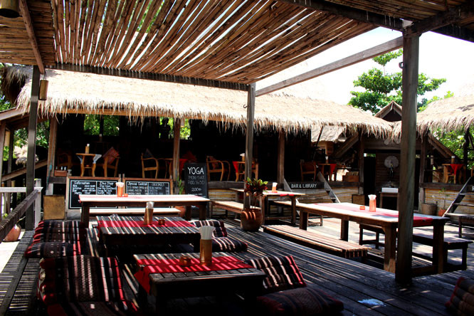 Restaurant at Castaway Koh Lipe