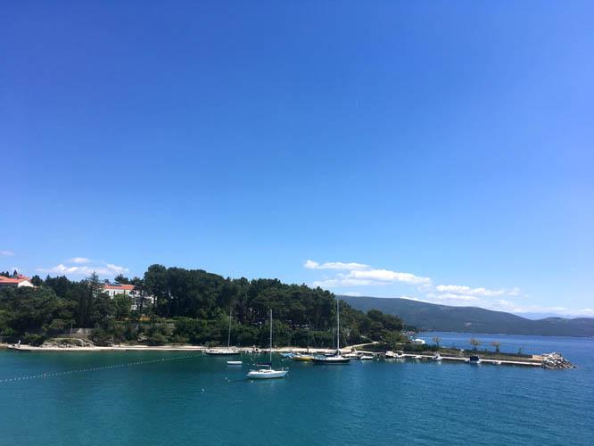 Krk Harbour