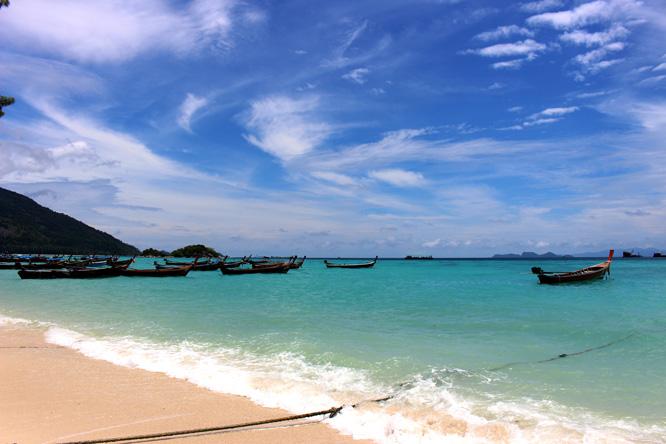 Beach Thailand Koh Lipe