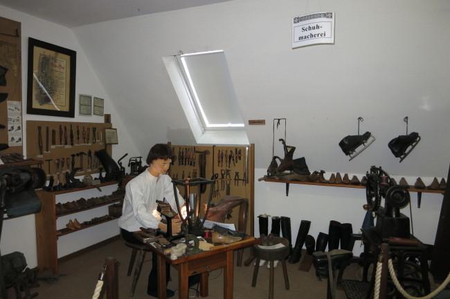 Schusterwerkstatt