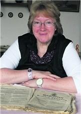 Angelika Schierhölter hat sich viel mit Auswanderern beschäftigt