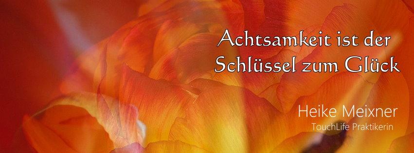 Achtsamkeitsmassage | TouchLife | Heike Meixner