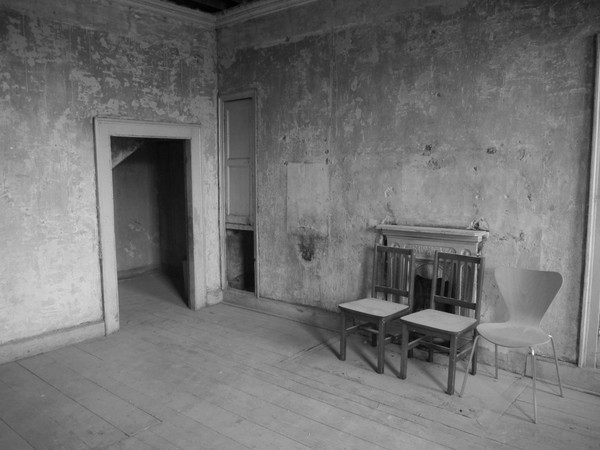 A room in original condition- North Great George's Street 2016