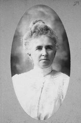 Dorothy Walker Bailey, wife of William S. Bailey