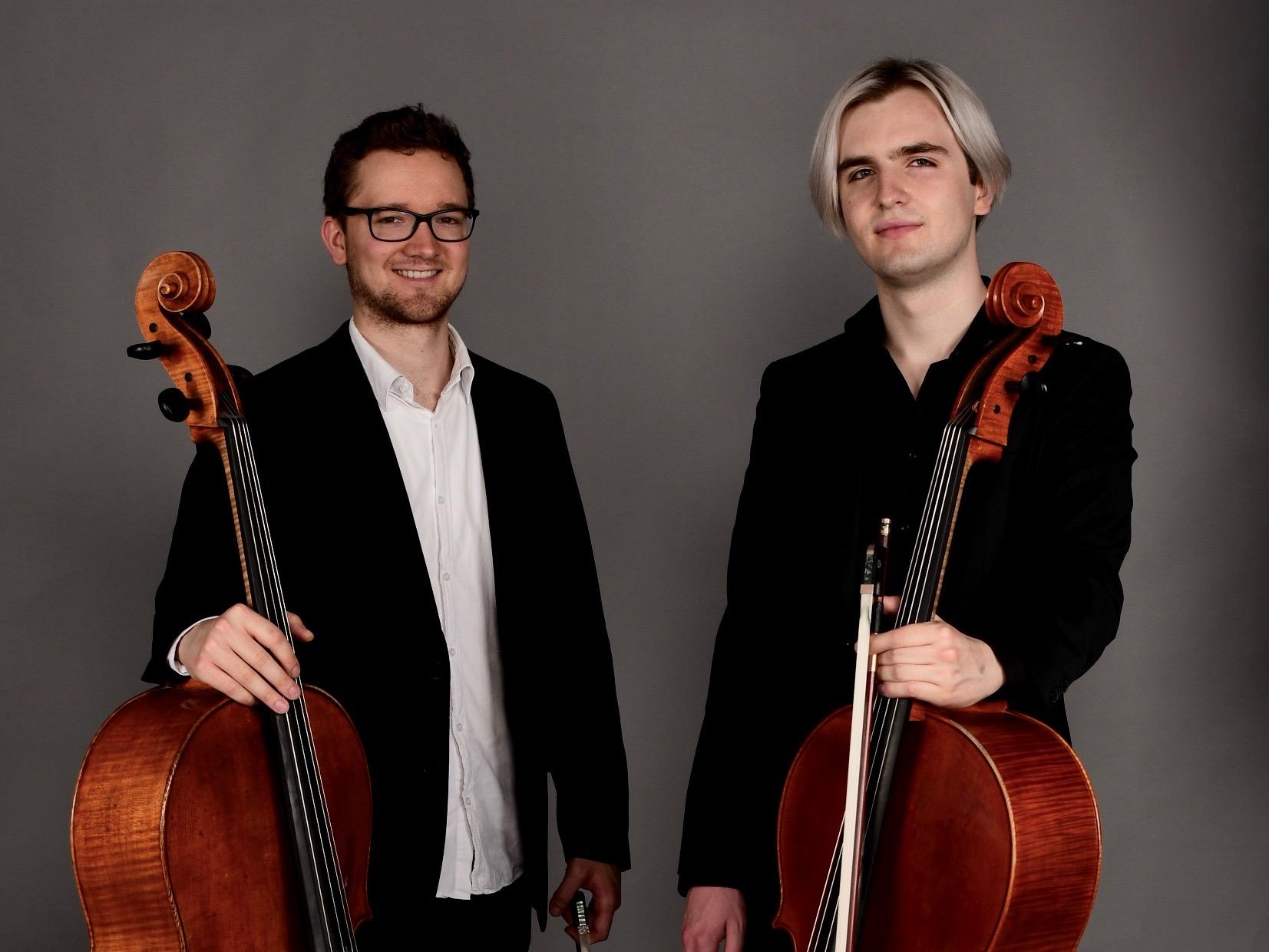 Duo Cellissimo © Gerhard Zöth