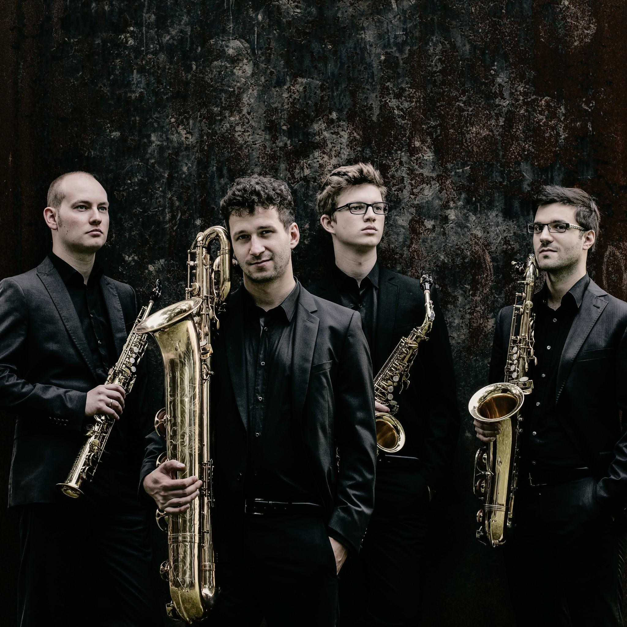 Xenon Saxophon Quartett © Ira Weinrauch
