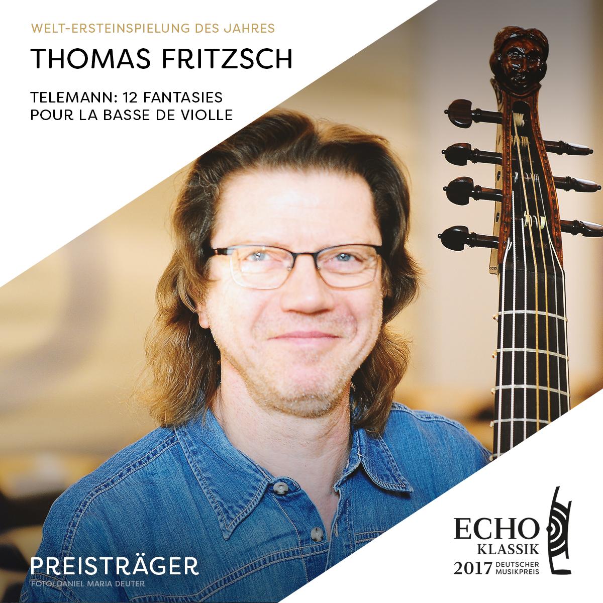 Thomas Fritzsch © Maria Deuter