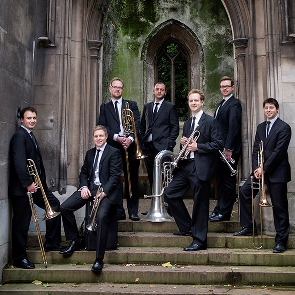 Septura Brass Ensemble © Bethany Clarke