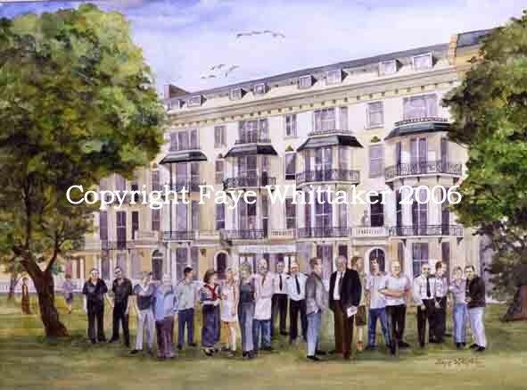 Adelphi Hotel Commission