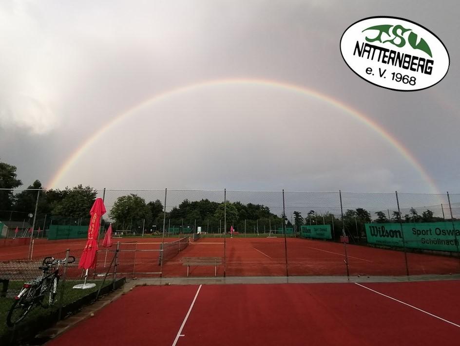 Die Sparte Tennis des TSV Natternberg startet