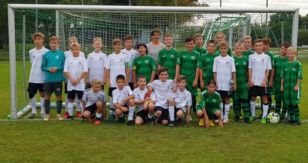 SpVgg GW U12 - Ligastart in der Kreisliga