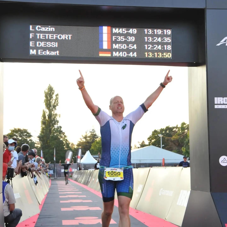 Martin Eckart - ein Ironman