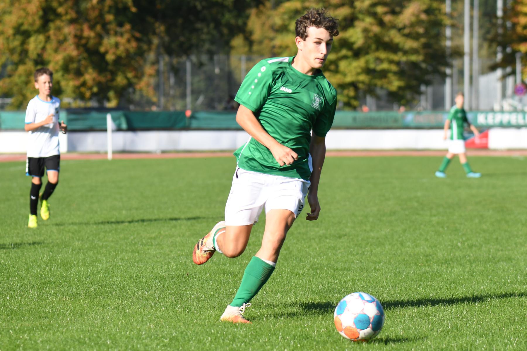 Junioren-Fußball vom Wochenende