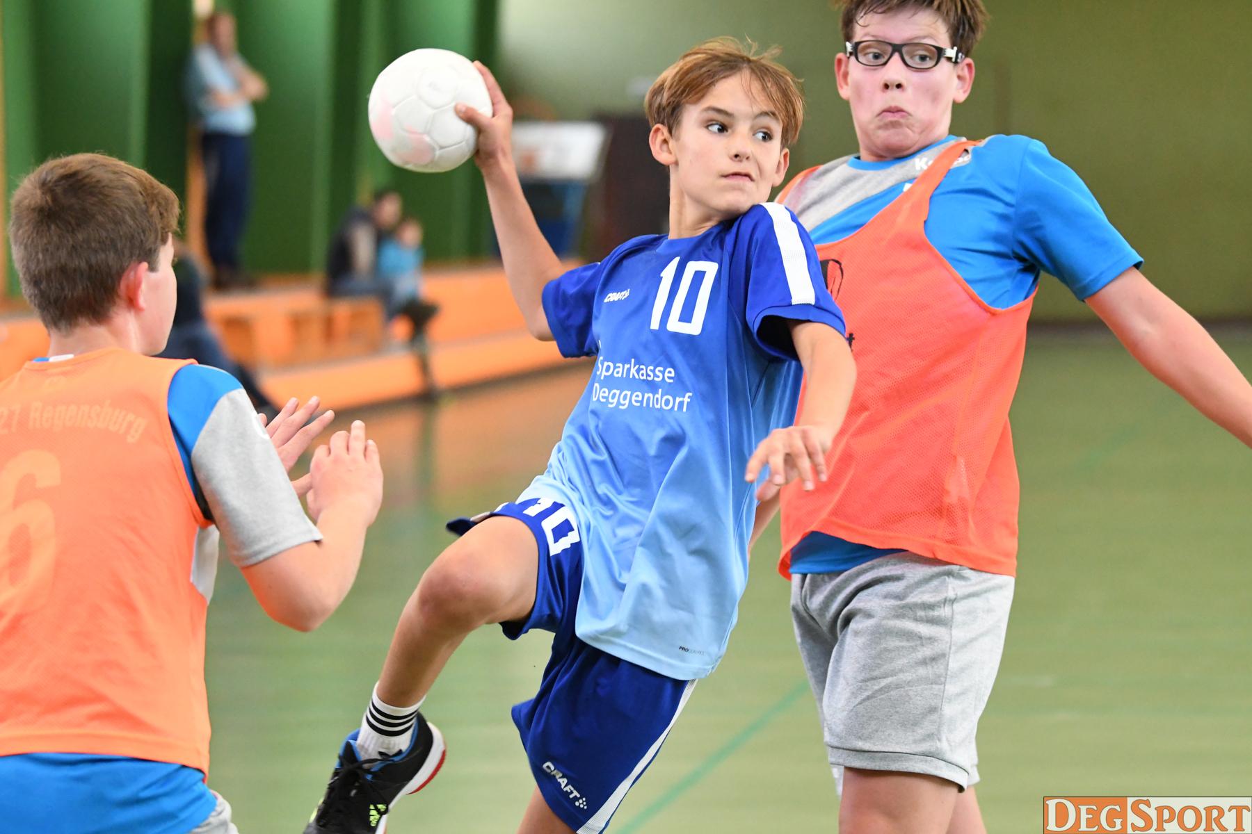 Jugend-Handball vom Wochenende