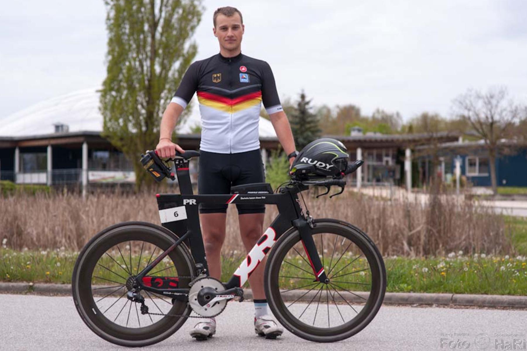 Grünes Licht für Christopher und die Triathlon-Challenge