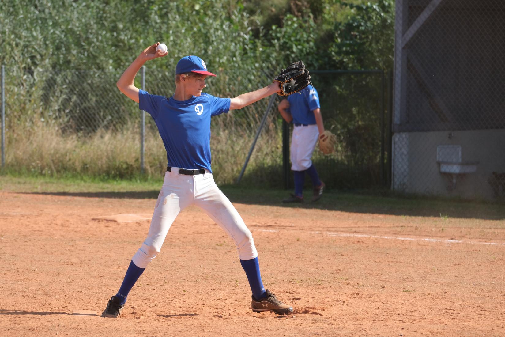 Royal Bavarians zu stark für die Deggendorfer Baseball Junioren