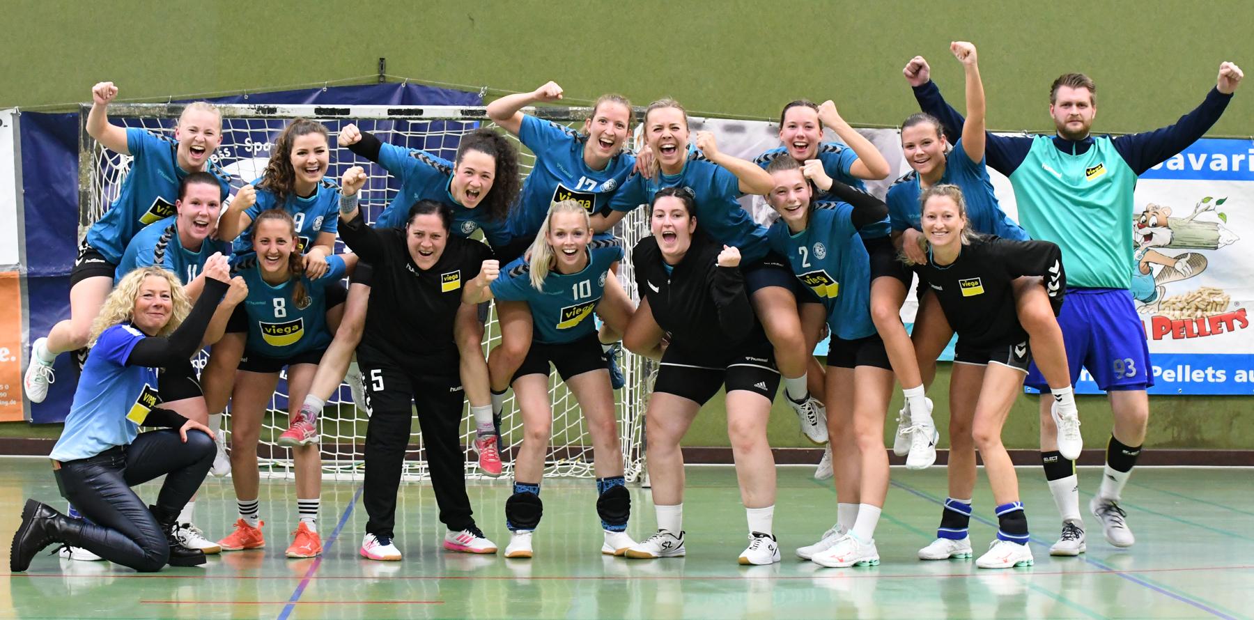 SSG Damen mit Heimsieg gegen Ingolstadt