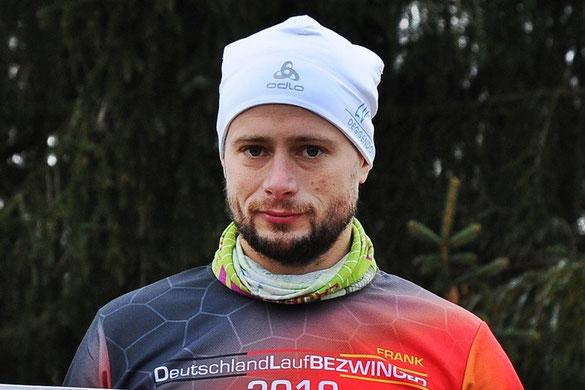 Frank Reichl beim Köln-Marathon